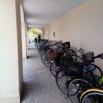やってしまいました 自転車の駐輪場代金4000円!!