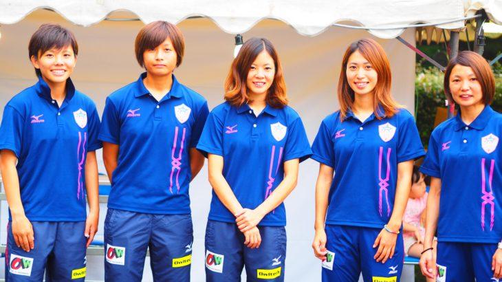 女子サッカーノジマステラの選手による地域貢献・地域活動について思うこと 店舗勤務等