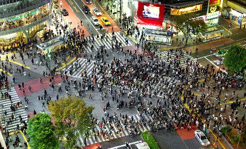 東京はすごいところだと思うんです ~田舎者は東京とは張り合わない~