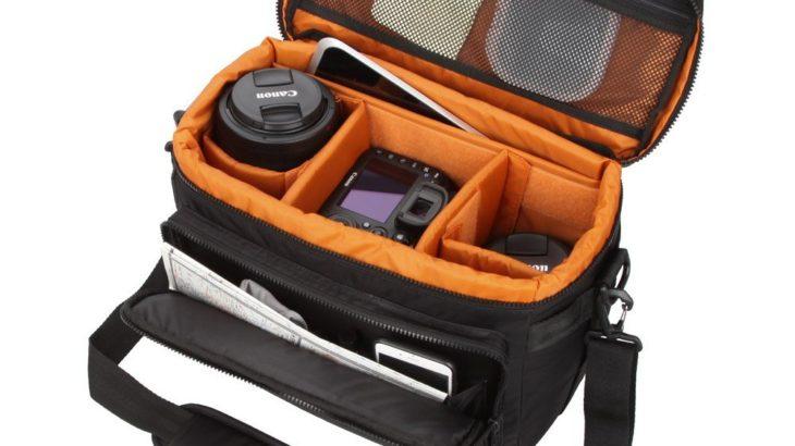 カメラとレンズの持ち運びにカメラバックは使わない