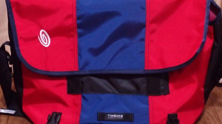 Timbuk2 / ティンバック・ツーのメッセンジャーバックはカラーオーダーできます