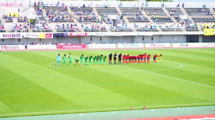 女子サッカー勝ちました!!なでしこリーグ1部 第5節 ノジマステラ神奈川相模原対ジェフL
