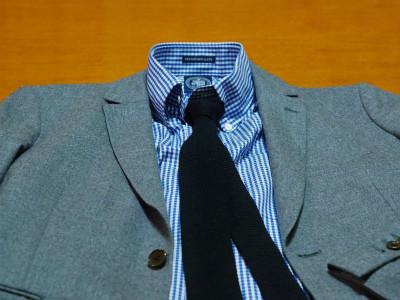 シャツとネクタイの組み合わせのお話 常識は変わるものだと思いました