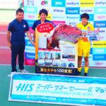 女子サッカーノジマステラ神奈川相模原vsアルビレックス新潟に行ってきました そして田中陽子選手のケガが少ない話