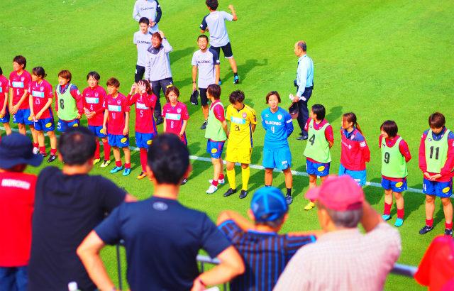 女子サッカーノジマステラ神奈川相模原vsマイナビベガルタ仙台L なでしこリーグカップ1部 Bグループ 第5節に行ってきました