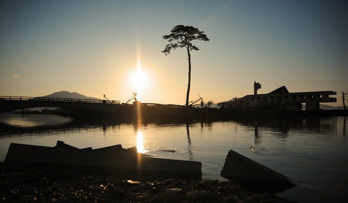 「陸前高田市の奇跡の一本松」を撮影したカメラマンの話 写真の力とはなんだろう伝えればいいってもんじゃない