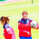 國武愛美選手(サッカー)はノジマステラに所属し、なでしこジャパン日本代表に初選出されました