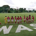 女子サッカー育成リーグ 早稲田大学vs順天堂大学に行ってきました