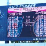 ニッパツ横浜FCシーガルズvsスフィーダ世田谷FC なでしこリーグ2部に行ってきました