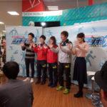 國武愛美選手(サッカー)が出演した地元テレビの紹介とSNSの活用