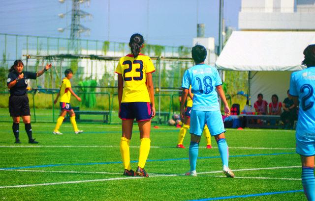 女子サッカー皇后杯関東地区予選に行ってきました 慶應ソッカー部 神奈川大学 十文字VENTUS 栃木SC