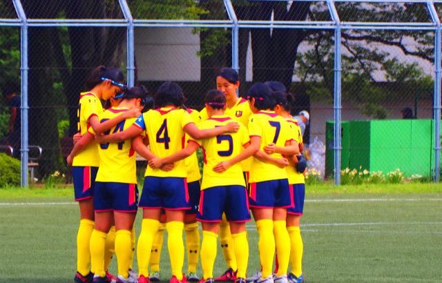 皇后杯予選 神奈川大女子サッカー部対慶應ソッカー部女子に行ってきました