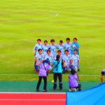 女子サッカーなでしこリーグ1部 第12節 ノジマステラ対ジェフLに行ってきました