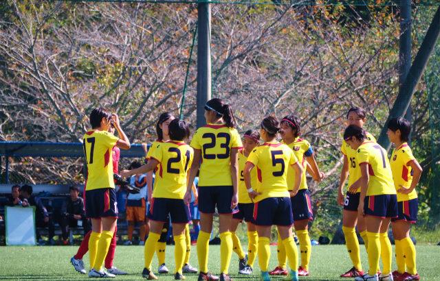 女子サッカー慶應義塾大学ソッカー部女子のポジショナルプレーとは!!