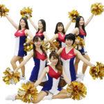 女子サッカーノジマステラに新しい応援団ができました チアリーダーSpicaです