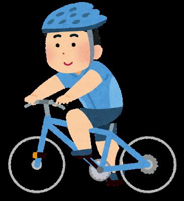 容疑者が逃走に自転車を使ったことについて思うこと