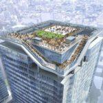 渋谷スクランブルスクエア東棟2019年9月オープン!オフィスや展望施設がすごい!!