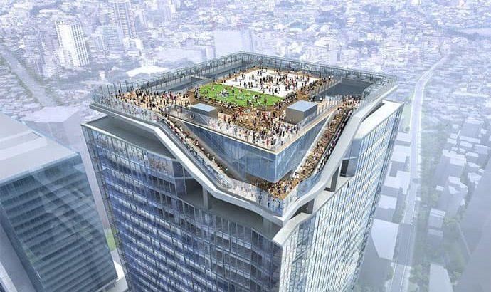 渋谷スクランブルスクエア2019年9月オープン 展望施設がすごい!!