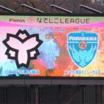 なでしこリーグ1部・2部入替戦 第2節「日体大FIELDS横浜vsニッパツ横浜FCシーガルズ」に行ってきました