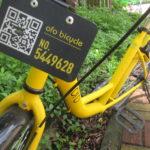 ofo シェアサイクル シェア自転車