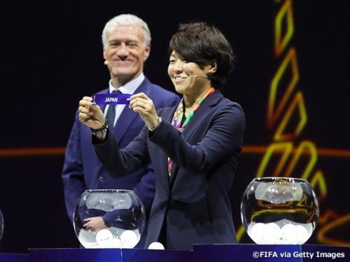 FIFA女子ワールドカップフランス