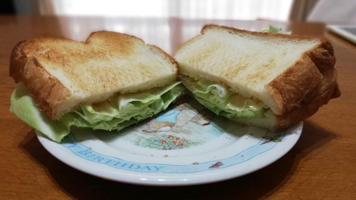 超簡単!キャベツサンドイッチのレシピ