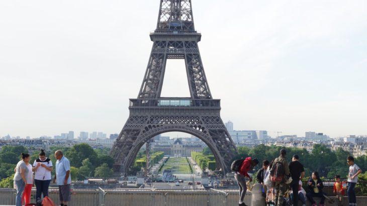 エッフェル塔 パリ フランス