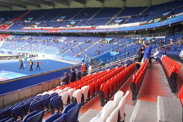 FIFA女子ワールドカップ パリ会場パルク・デ・プランス