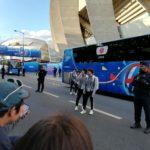 FIFA女子ワールドカップに行ってきました パリ会場パルク・デ・プランス