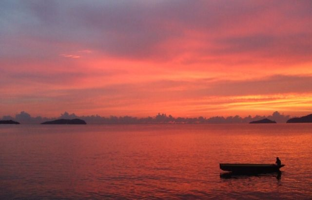 ボルネオ島コタキナバルへの行き方は?リングレディーとは?治安は?